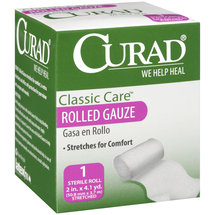 Curad Classic Care Rolled Gauze