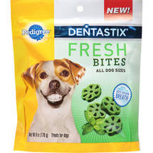 Pedigree Dentastix Fresh Bites Dog Treats