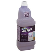 Swiffer WetJet Swiffer WetJet Multi-purpose Floor Cleaner Solution Refill with Febreze Lavender Vanilla & Comfort Scent 1.25L Surface Care