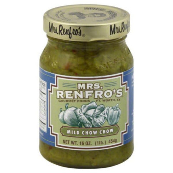 Mrs. Renfro's Chow Chow, Mild