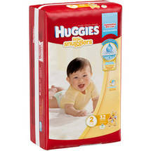 Huggies Little Snugglers Diapers Jumbo Pack Size 2