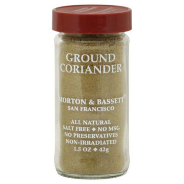 Morton & Bassett Spices Ground Coriander