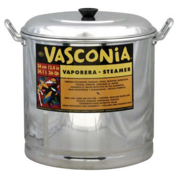 Vasconia Steamer 36 Quart