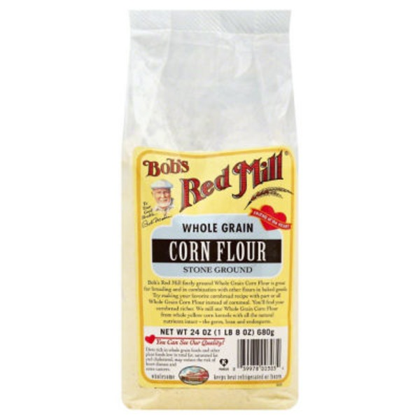 Bob's Red Mill Stone Ground Corn Flour