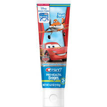 Oral B Fruit Pursuit Stages Toothpaste