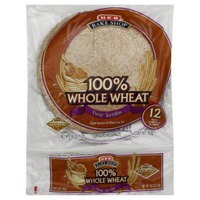 H-E-B Whole Wheat Tortillas