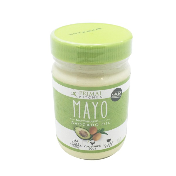 Primal Kitchen Mayo Made With Avocado Oil
