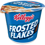 Kellogg's Frosted Flakes Cereal-in-a-Cup