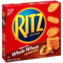 Nabisco Whole Wheat Ritz Crackers