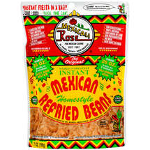 Mexicali Rose Refried Beans The Original World's Greatest Instant Home Style