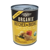 Castor & Pollux Organix Butcher & Bushel Grain-Free Tender Chicken Canned Dog Food