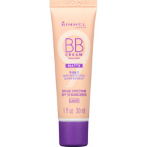 Rimmel London BB Cream Matte Beauty Balm Light