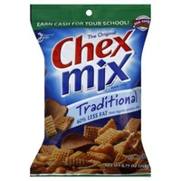 Chex Mix Savory Traditional Snack Mix