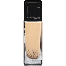 Maybelline New York Fit Me Foundation Pure Beige 235