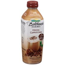 Bolthouse Farms Perfectly Protein Mocha With Whey Protein Cappuccino 33.8 Fl Oz