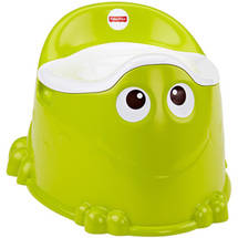 Fisher Price Froggy Potty each