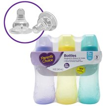 Parent's Choice BPA Free Tinted Bottles