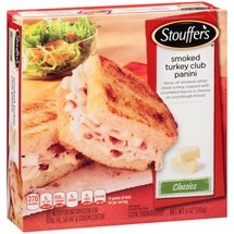 Stouffer's Classics Smoked Turkey Club Panini