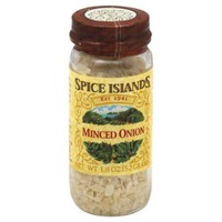 Spice Islands Onion, Minced