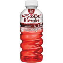 Sobe Lifewater With Purevia Yumberry Pomegranate Water Beverage