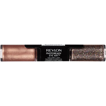 Revlon Photoready Eye Art Shadowith Sparkle Duo 100 Topaz Twinkle