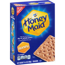 Nabisco Honey Maid Graham Crackers
