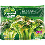 Green Giant Broccoli & Cheese 100% Natural Valley Fresh Steamers w/Sauce