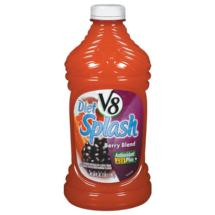V8 Splash Diet Berry Blend Juice Drink