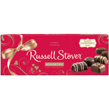 Russell Stover Assorted Valentine Chocolate Candies