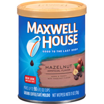 Maxwell House Hazelnut Medium Coffee