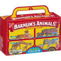 Nabisco Barnums Animal Cookies