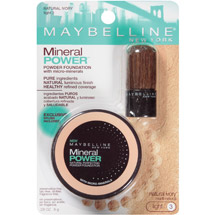 Maybelline Mineral Power Powder Foundation Natural Ivory