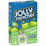 Jolly Rancher Singles to Go! Green Apple Drink Mix