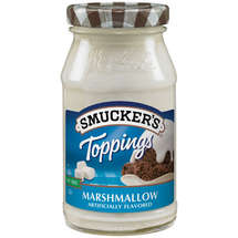 Smucker's Marshmallow Fat Free Toppings