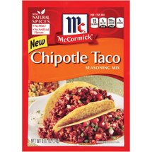 McCormick Chipotle Taco Seasoning Mix