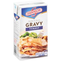 Swanson Ready to Serve Turkey Gravy