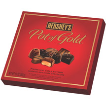 Hershey's Pot of Gold Premium Collection Chocolates