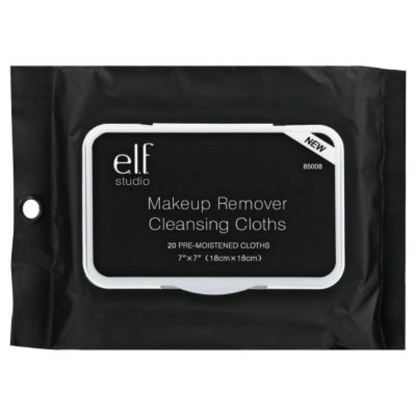 E.L.F. Studio Makeup Remover Cleaning Cloths