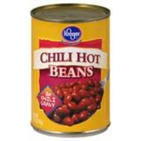Kroger Hot Chili Beans