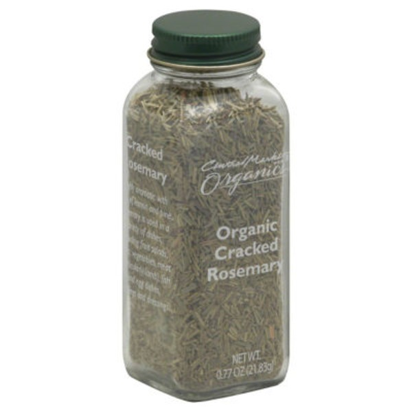 Central Market Organic Cracked Rosemary