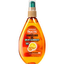 Garnier Fructis Marvelous Oil Color Illuminate 5-Action Hair Elixir
