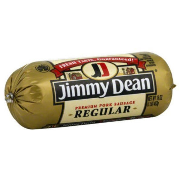 Jimmy Dean Premium Pork Sausage Regular