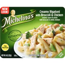 Michelina's Creamy Rigatoni with Broccoli & Chicken