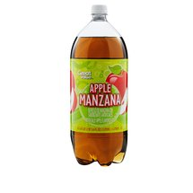 Sam's Choice Apple Manzana Soda