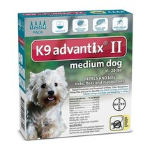 K9 Advantix Medium Dog