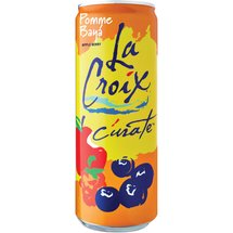 La Croix Curate Apple Berry Naturally Flavored Sparkling Water