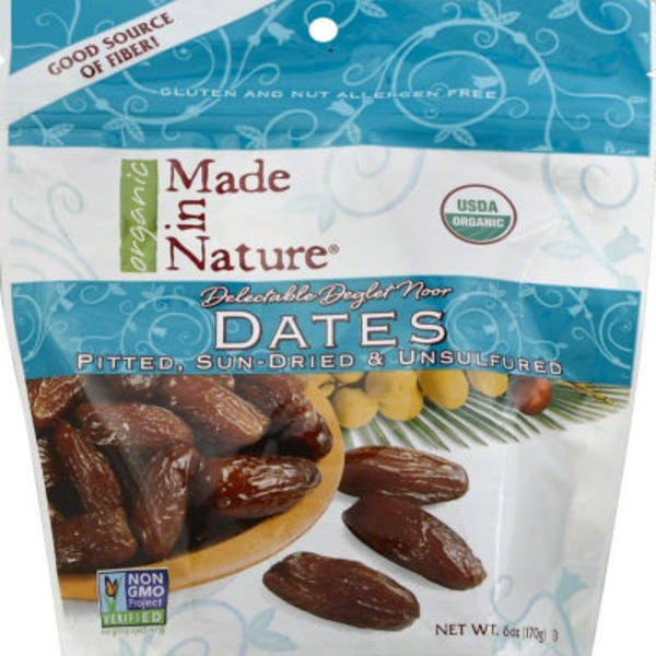 Made in Nature Organic Sun Dried Dates