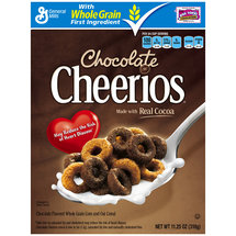 Cheerios Chocolate Cereal
