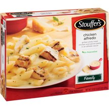 Stouffer's Family Size Chicken Alfredo