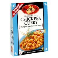 Patels Channa Masala Chickpea Curry